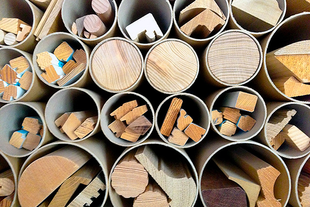 Holzprofile