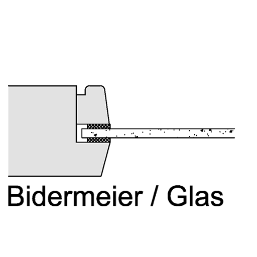 Profile Innentüren – Bidermeier / Glas