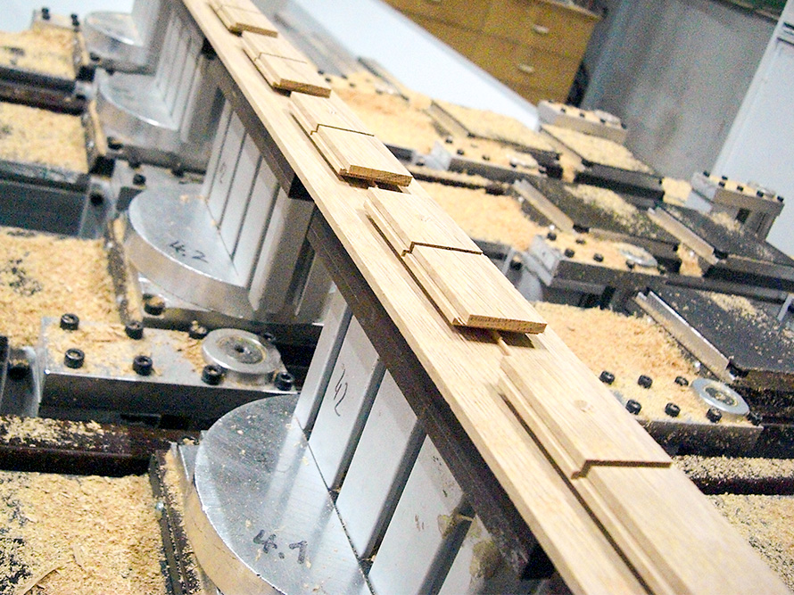 CNC-Teilefertigung