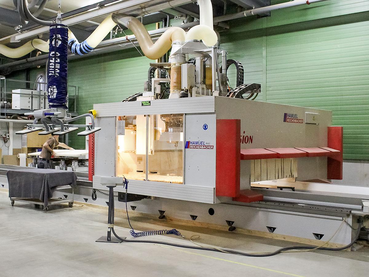 CNC-Bearbeitungscenter