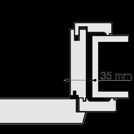 Futter und Verkleidungen – 35 mm