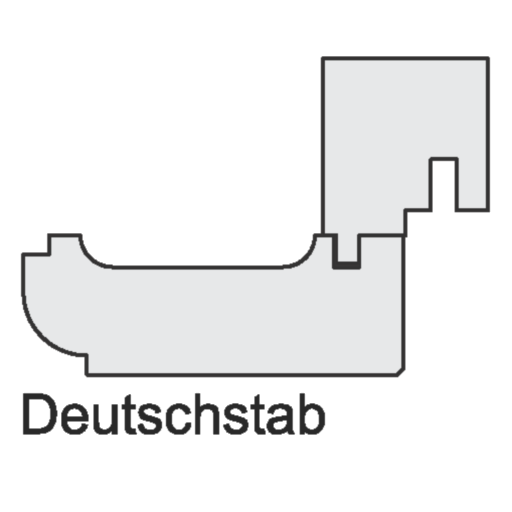 Futter und Verkleidungen – Deutschstab